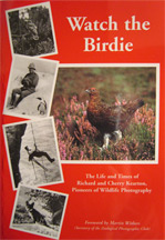 Watch the birdie book cover
