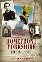 Home Front Yorkshire 1939-1945 book cover