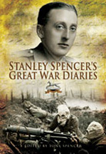 Stanley Spencer's Great War Diary 1915-1918 Book by Tony Spencer