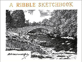 A Ribble Sketchbook 2 Book Cover