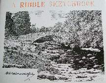 Ribble Sketchbook Edited Book Cover