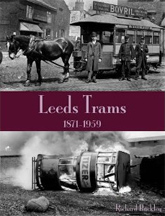 Leeds Trams 1871-1959 book cover