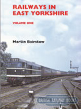 Railways In East Yorkshire book cover