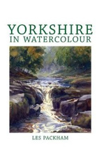 Yorkshire In Watercolour book cover