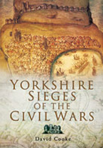 Yorkshire Sieges of the civil wars Book Cover