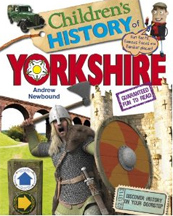 Children's History Of Yorkshire book cover