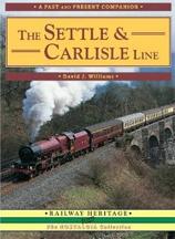 The Settle & Carlisle Line Book Cover