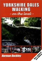 Yorkshire Dales Walking on the Level Book Cover