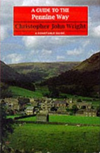A Guide To The Pennine Way Book cover