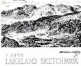 Wainwright A Fifth Lakeland Sketchbook book cover