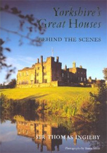 Yorkshires Great Houses Book Cover