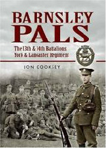 Barnsley Pals Book Cover