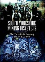 South Yorkshire Mining Disasters2 Book Cover
