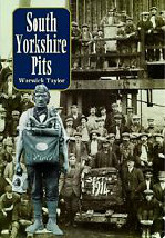 South Yorkshire Pits Book Cover