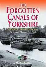 The Forgotten Canals of Yorkshire Book Cover