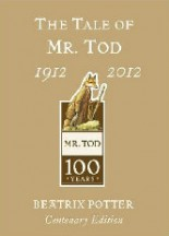 Tale of Mr Tod Book Cover