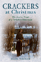 Crackers at Christmas book cover