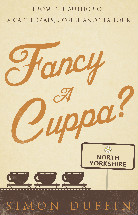 Fancy A Cuppa Book Cover