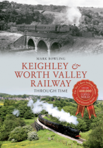 Keighley & Worth Valley Railway book cover