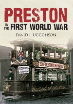Preston in the first world war book cover