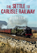 Settle to Carlisle Railway Book Cover