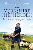 The Yorkshire Shepherdess Book Cover