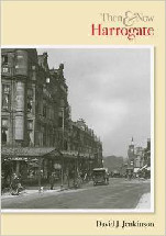 Harrogate Now & Then Book Cover