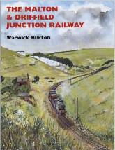 Malton & Driffield Junction Railway Book Cover