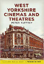 West Yorkshire cinemas and theatres Book Cover