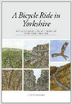 A Bicycle ride in Yorkshire Book Cover