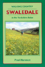 Swaledale walking country Book Cover