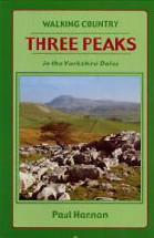 Three peaks Book Cover