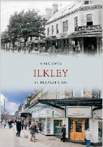 Ilkley Through Time Book Cover