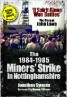 Miners strike in nottinghamshire Book Cover