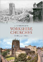 Yorkshire Churches Book Cover