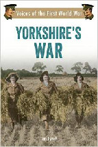 Yorkshire's war Book Cover