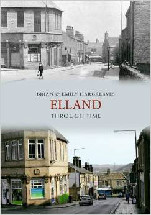 Elland Through Time Book Cover
