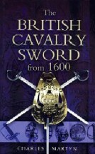 British Cavalry Sword Book Cover