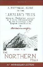 Lakeland Fells Book Five Northern Fells Book Cover