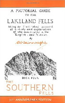 Lakeland Fells Book Four Southern Fells Book Cover