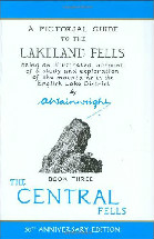 Lakeland Fells Book Three Central Fells Book Cover
