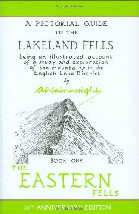 Wainwright Lakeland Fells Book One Book Cover