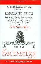 Wainwright Lakeland Fells Book Two Book Cover