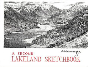 A Second Lakeland Sketchbook Cover