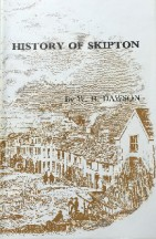 History of skipton Book Cover