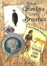 When Grandma Wore Breeches Book Cover