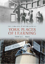 York Places of Learning Book Cover