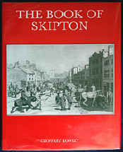 The book of Skipton Book Cover