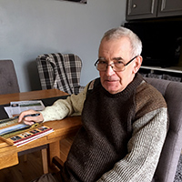 Author Martin Pearson