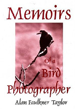 Memoirs of a Bird Photographer Book Cover
